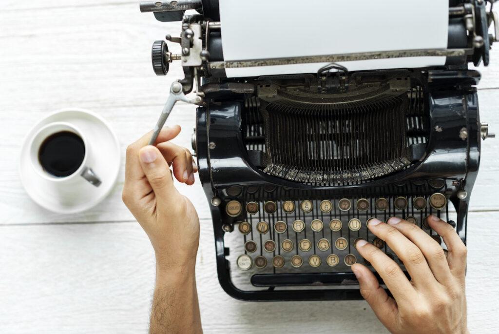 Kom i gang med at skrive